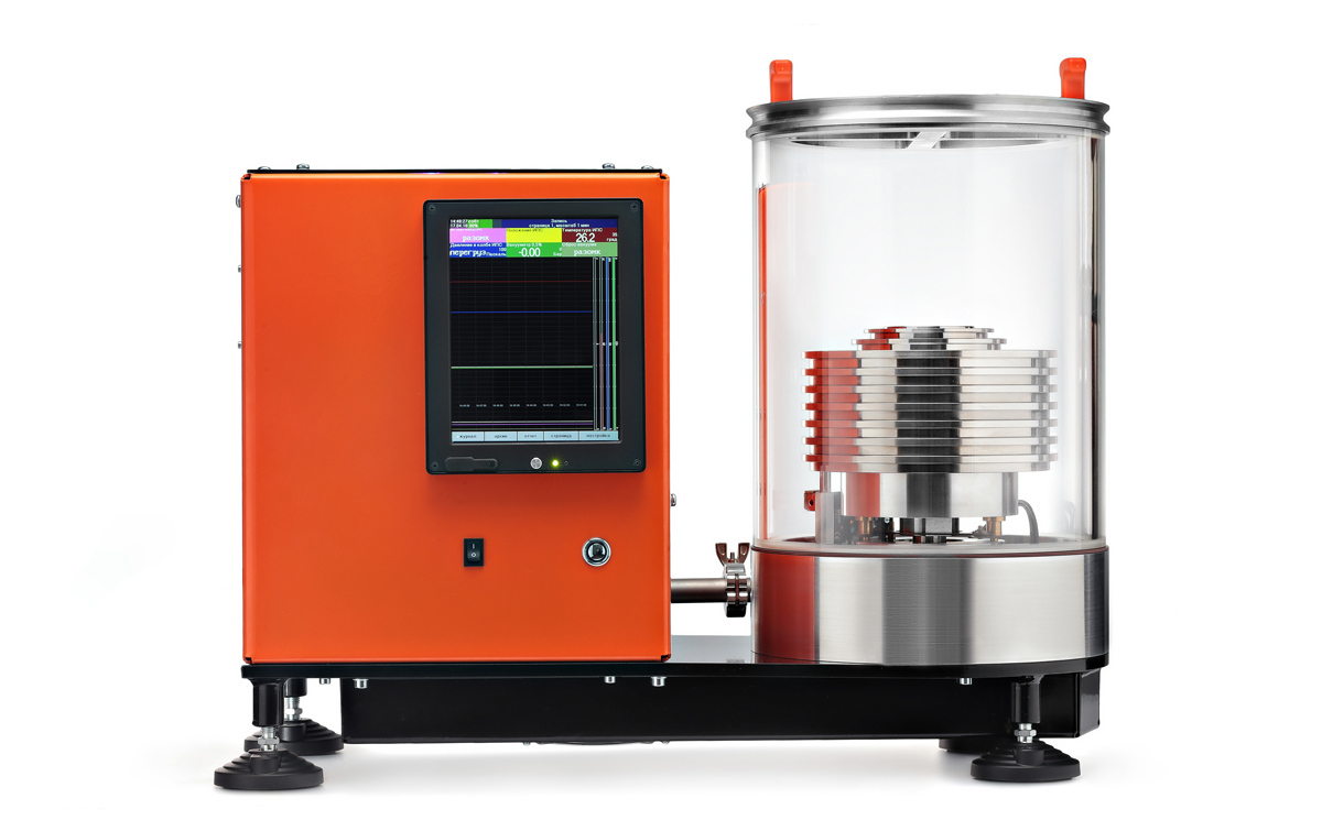 Absolute and gauge-pressure deadweight tester MPA